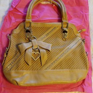 Oyaah Tan NWT leather bag